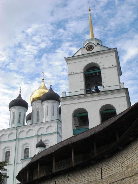 Троицкий собор и колокольня