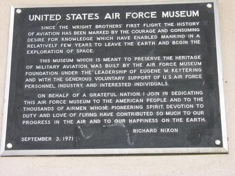 Мемориальная доска в честь открытия музея.