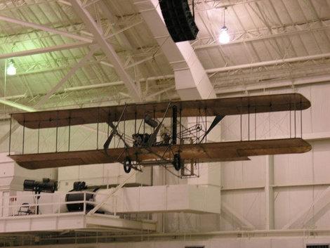 Первые самолеты — начало развития авиации.
