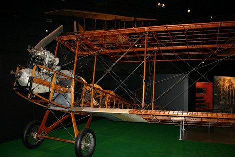 Самолет братьев Райт.