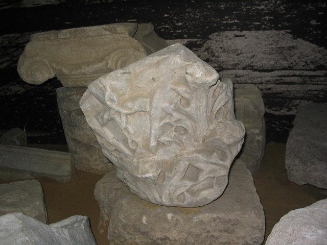 Свидетели старины из Таманского археологического музея
