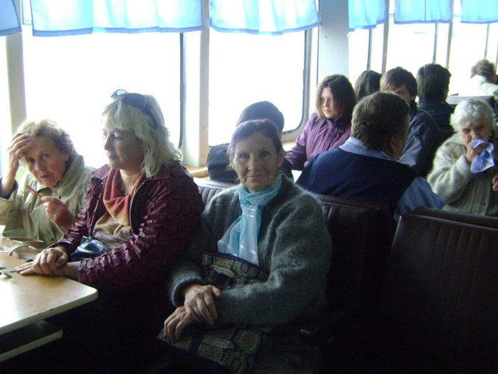 Для мологжан нет большей радости, чем совершить паломничество туда, где была их малая родина.