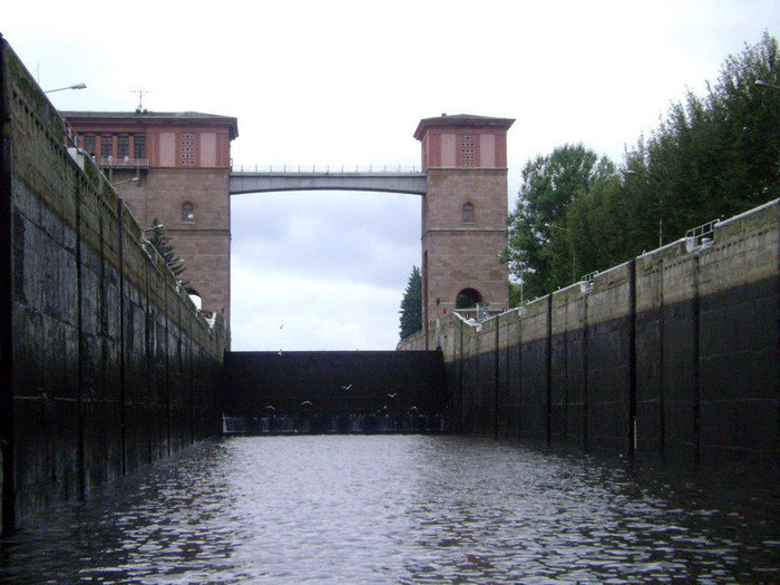 Ворота в море