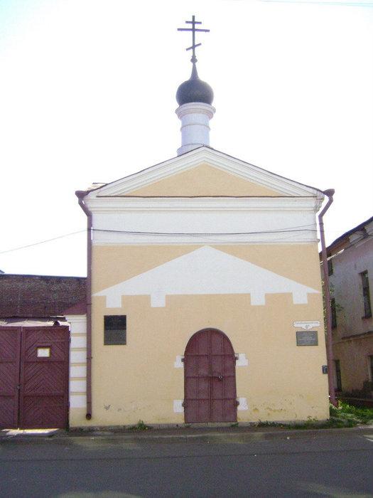 Музей Мологского края располагается в часовне Мологского Афанасьевского женского монастыря, который исчез в Рыбинском море вместе с Мологой.