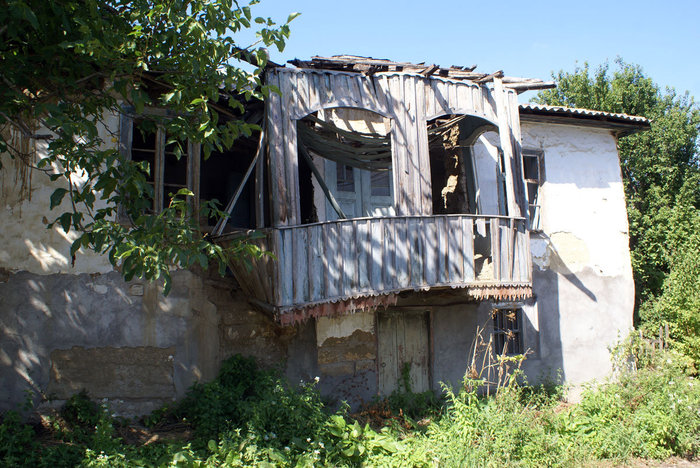 Дом в селе Соколиное
