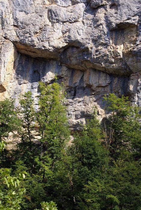 Стена каньона