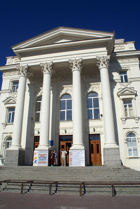 Дом детского творчества в Севастополе