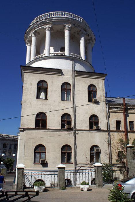 Обычный дом в Севастополе