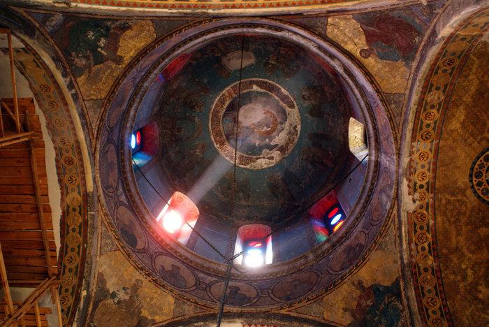 Купол Владимирского собора