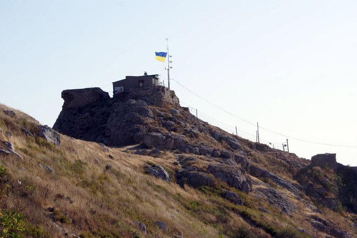 Украинская пограничная застава, Балаклава