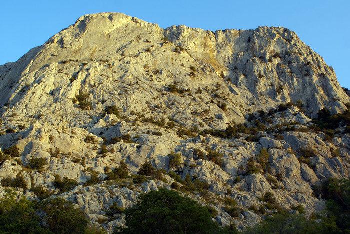 Горы над Форосом
