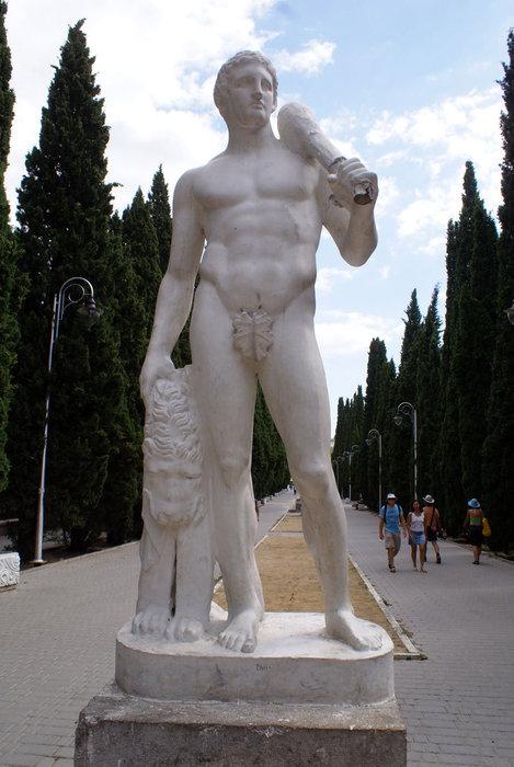 Геракл в Симеизе