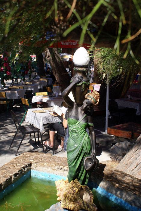 Ресторан на набережной, Алушта
