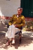 основатель домика для медитации для Бабаджи
