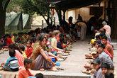 бандара — большой обед во время Наваратри