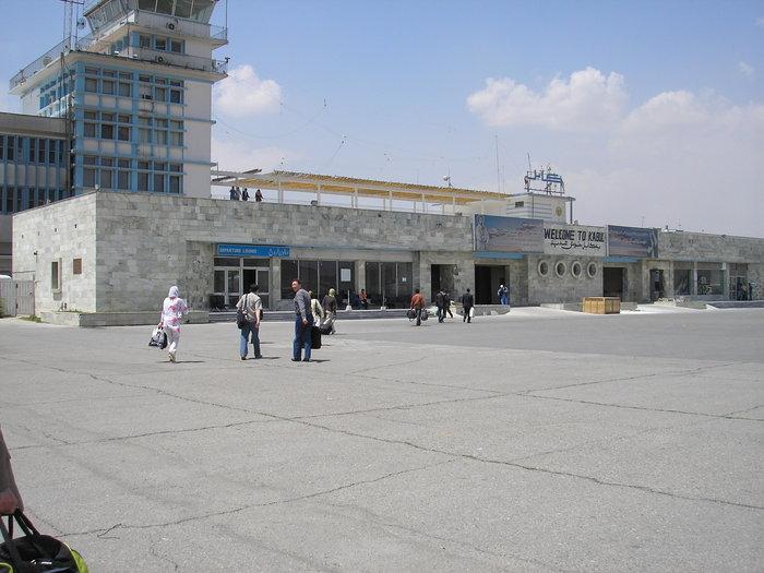 Новый аэропорт г.Кабул