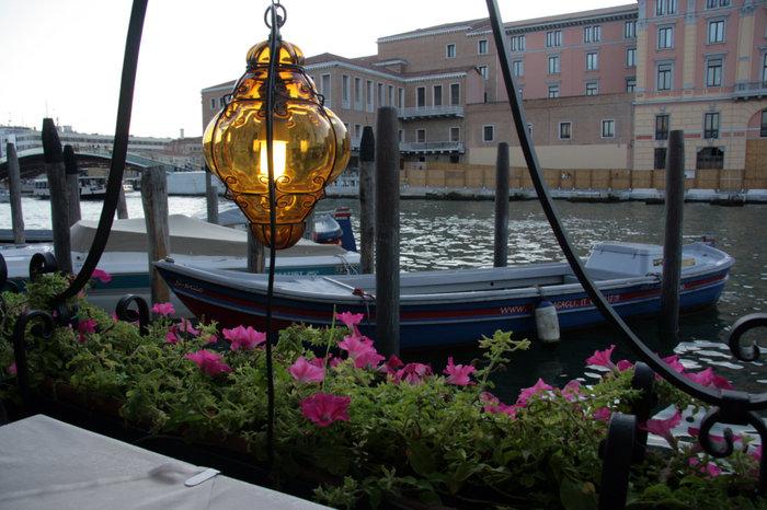 ресторан на Гранд канале