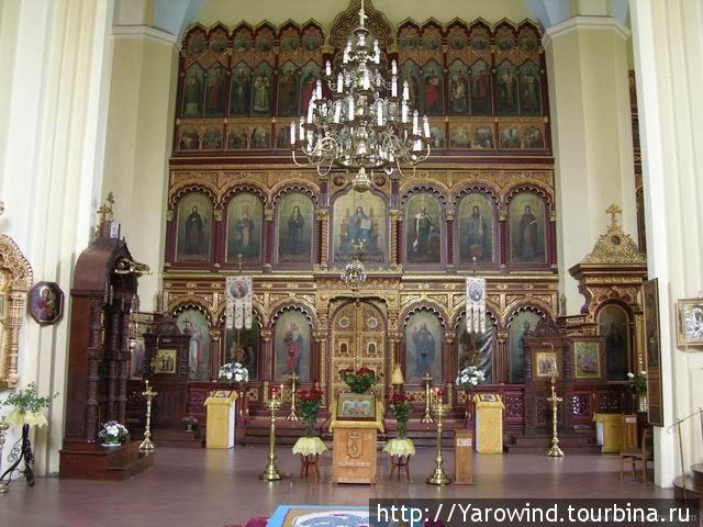Успенский Кафедральный собор (Пречистенский) Вильнюс, Литва
