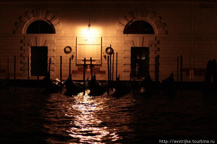 Гранд канал ночью