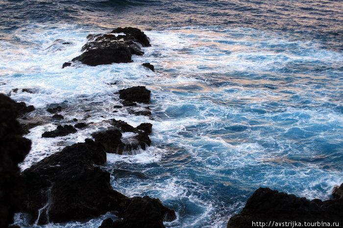 беспокойный океан