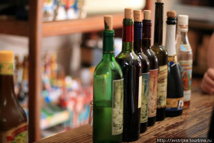 дегустация канарских вин