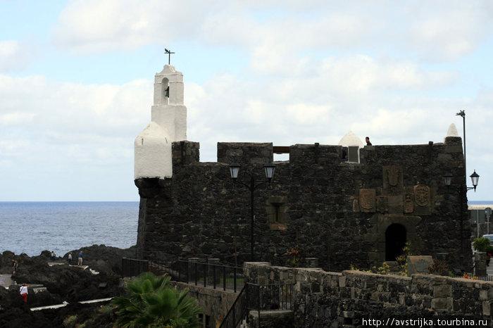крепость Сан Мигель