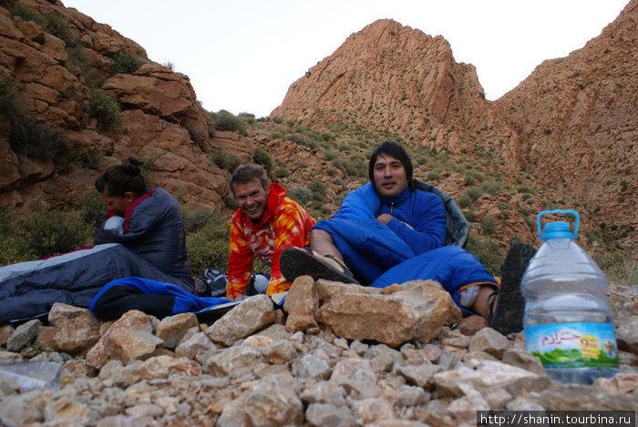 Раннее утро в каньоне