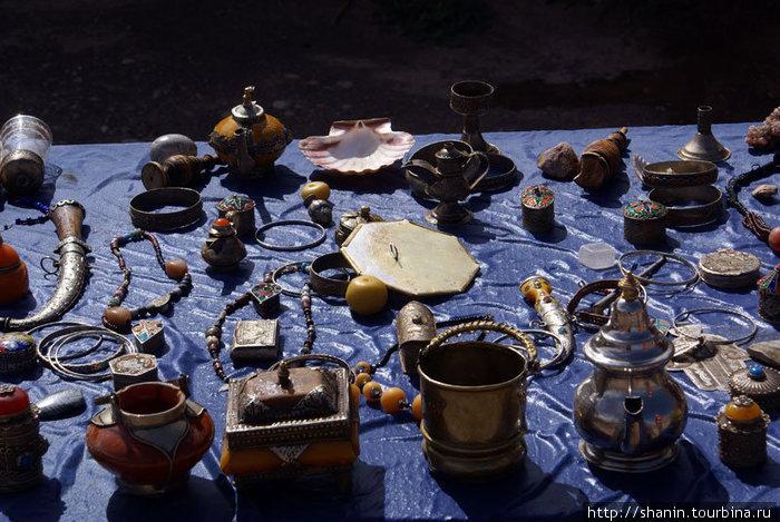 Марокканские сувениры