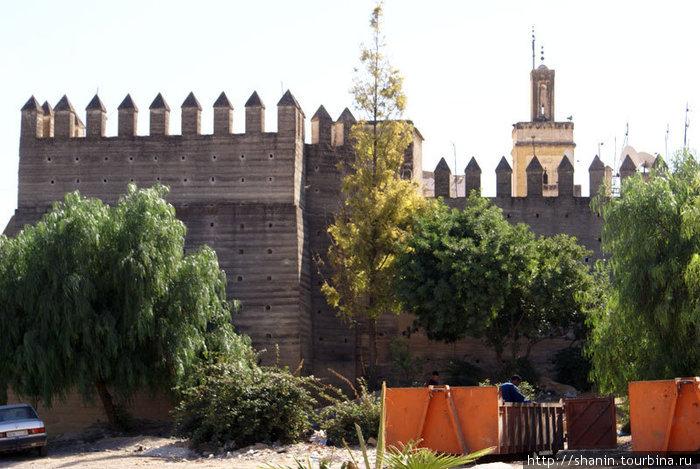 Городская стена Феса