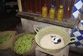 Кошка с рисом