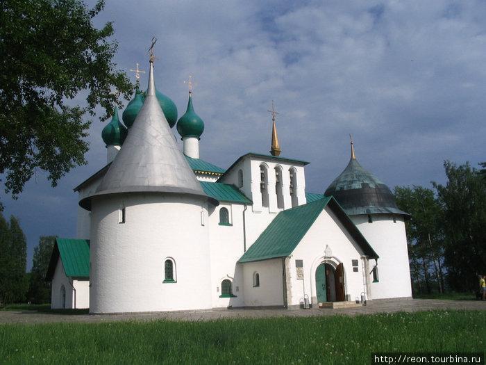 Храм авторства А.В.Щусева
