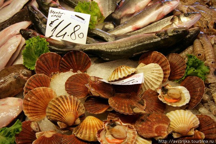 рыбный рынок Риалто