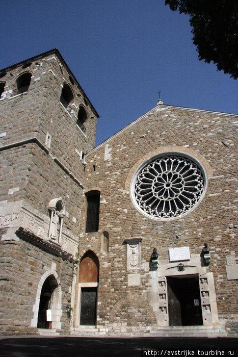 собор Сан-Джусто