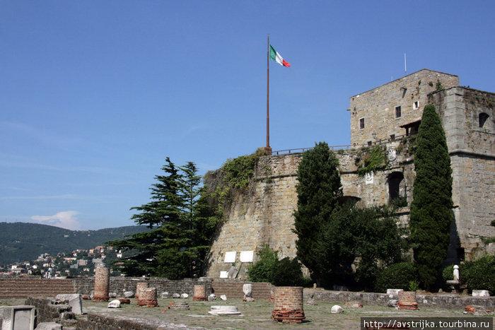 крепость Сан-Джусто