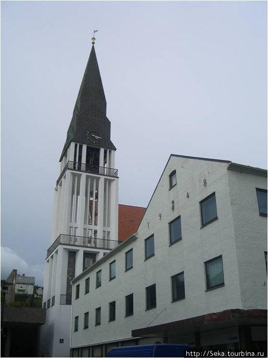 Собор Мольде