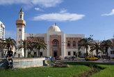 Мечеть на центральной улице Сфакса