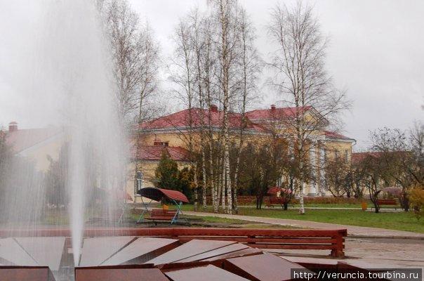 Муравьевский фонтан