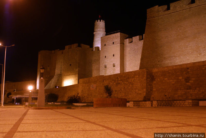 Крепость в Монастире