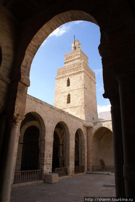 Великая мечеть в медине Сфакса