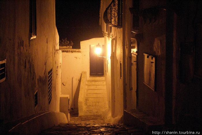 Ночь в Сиди Бу-Зид