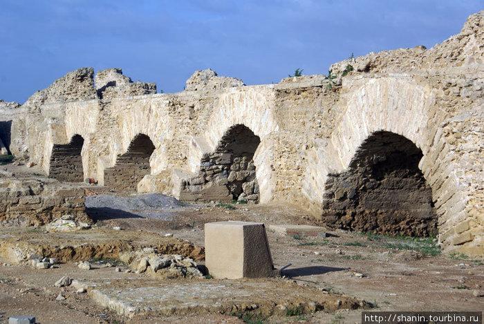 Акведук в Карфагене
