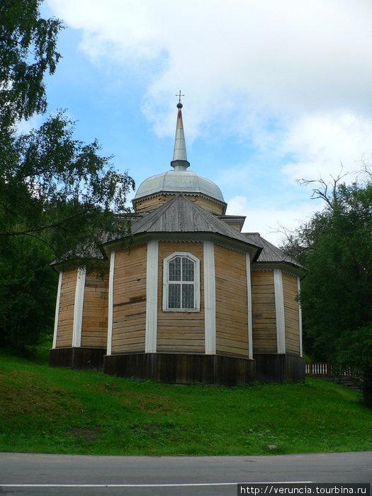 Церковь, в которой бывал Петр 1