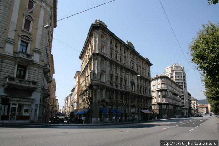 улицы Триеста