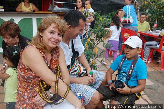 Анастасия и ее семья