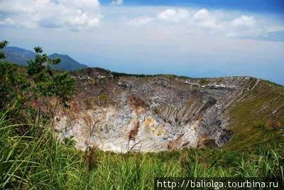 вулкан Махаву