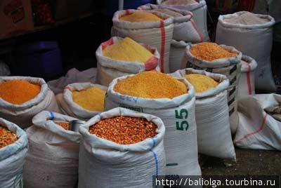 рынок Томохон (кукуруза)