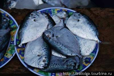 рынок Томохон (рыбка)