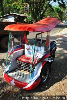 транспорт в Тана Тораджа —