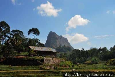 пейзажи Тана Тораджи