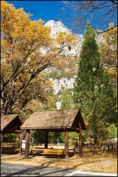 Путешествия по национальным паркам США - Горы Йосемити Национальный Парк, CША